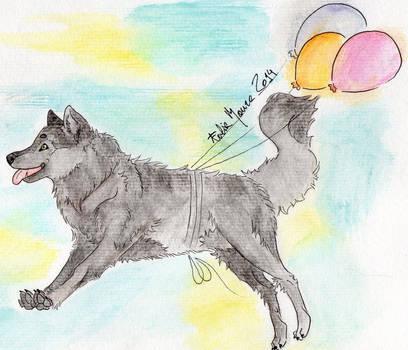 Balloon Woofie