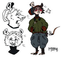 shitpost possum ref by Seehara