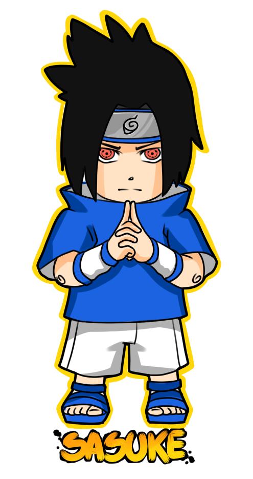 Sasuke Trokel by RichDalt