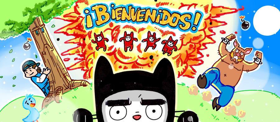 Bienvenidos! by RichDalt