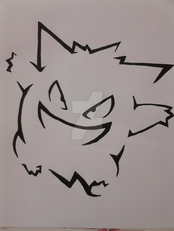 pokemon stencil designs by munnachan78 on deviantart