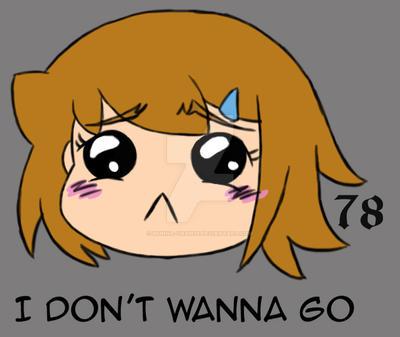 I don't wanna go by munna-chan78