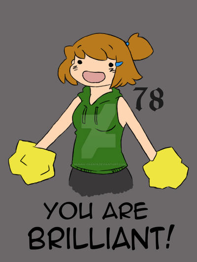 Cheerleading You by munna-chan78