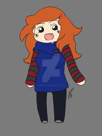 Bonnie revamped by munna-chan78