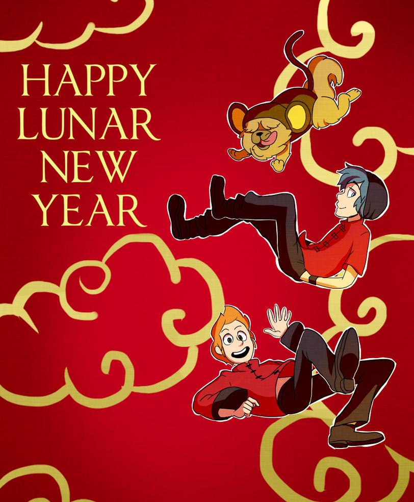 Happy Lunar New Year by skyblitzhart on DeviantArt