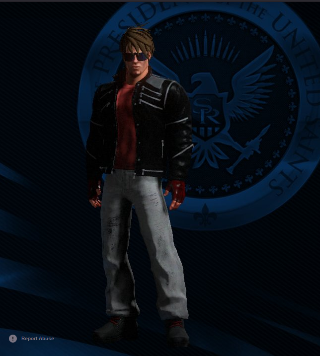 I am now a Saints Row 4 character by berry-duke96 on ...