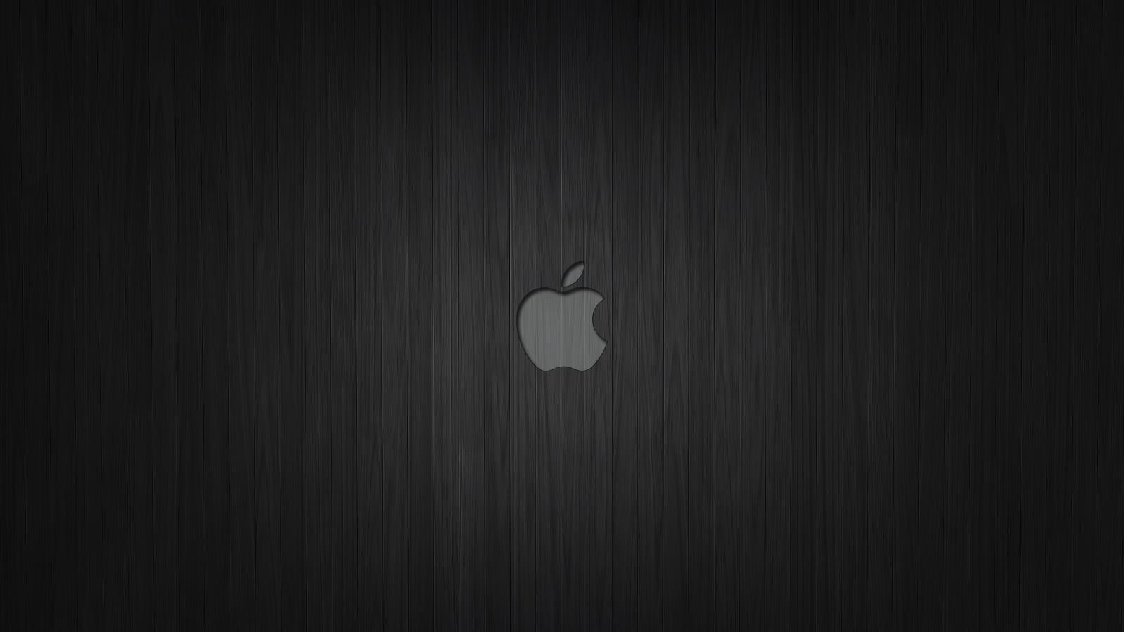 Apple dark wood wallpaper by bercikmeister on deviantart - Dark wood wallpaper ...