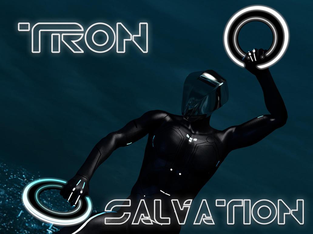 TRON SALVATION tron by perilous7