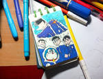 Snowpiercer - Cover by Doraemon and friends