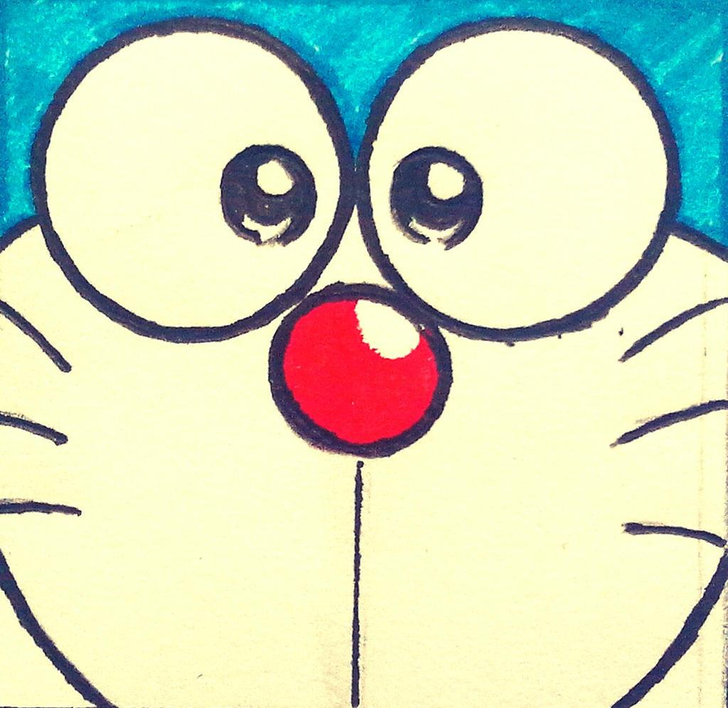 Doraemon's Face Icon By Doraemonbasil On DeviantArt