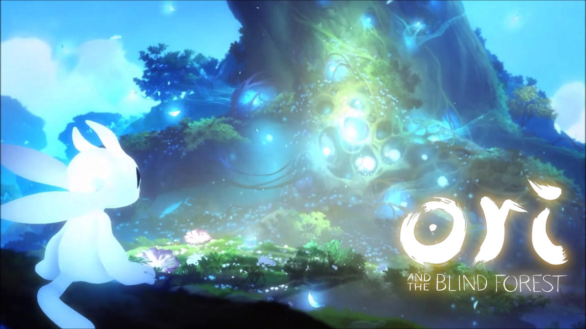 Ori And The Blind Forest Wallpaper By Doraemonbasil On
