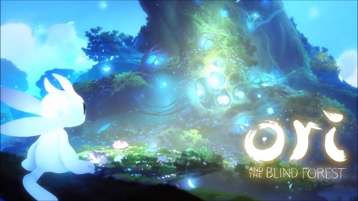 ori and the blind forest wallpaperdoraemonbasil on deviantart