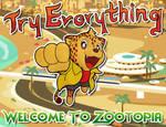 Zootopia OC - Welcome to Zootopia