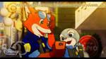 Zootopia on Disney Channel