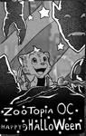Zootopia OC : Halloween shop