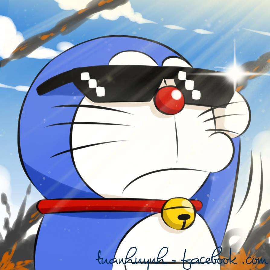 Doraemon Thug Life