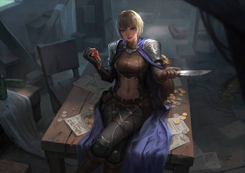 Lynn (Personal Commission)