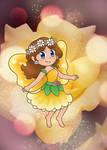 Floral fairy Daisy