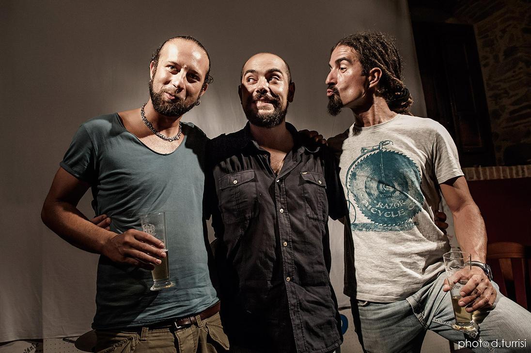 Marco Corrao Trio by rebelblues