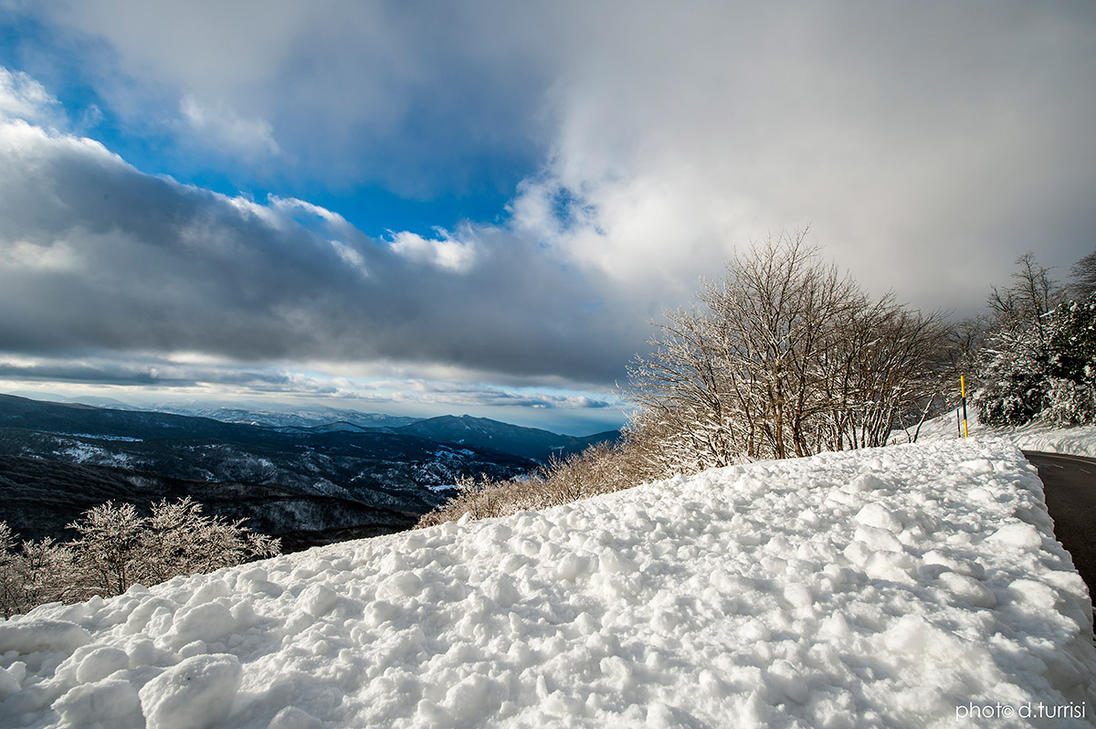 Winter in Nebrodi mountains 3 by rebelblues