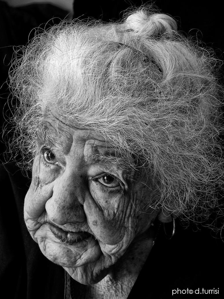 Grandma Rose. by rebelblues
