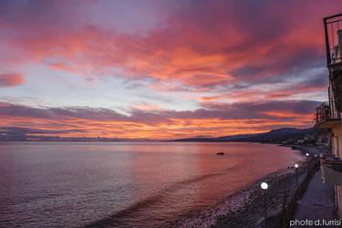 Sunrise in Marina di Caronia.2