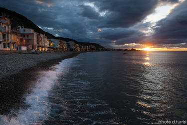Sunrise in Marina di Caronia 3