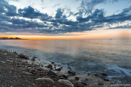 Sunset in Marina di Caronia 10