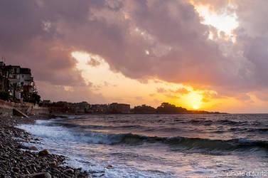 Sunset in Marina di Caronia 12