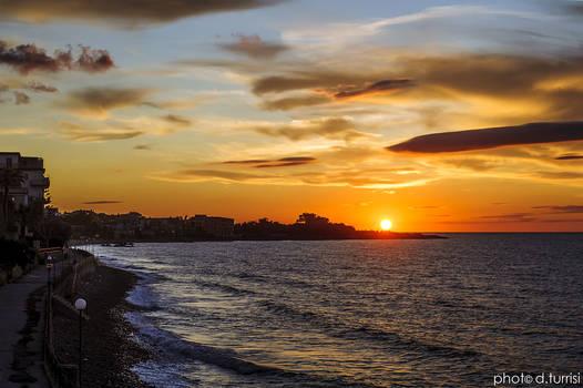 Sunset in Marina di Caronia 14