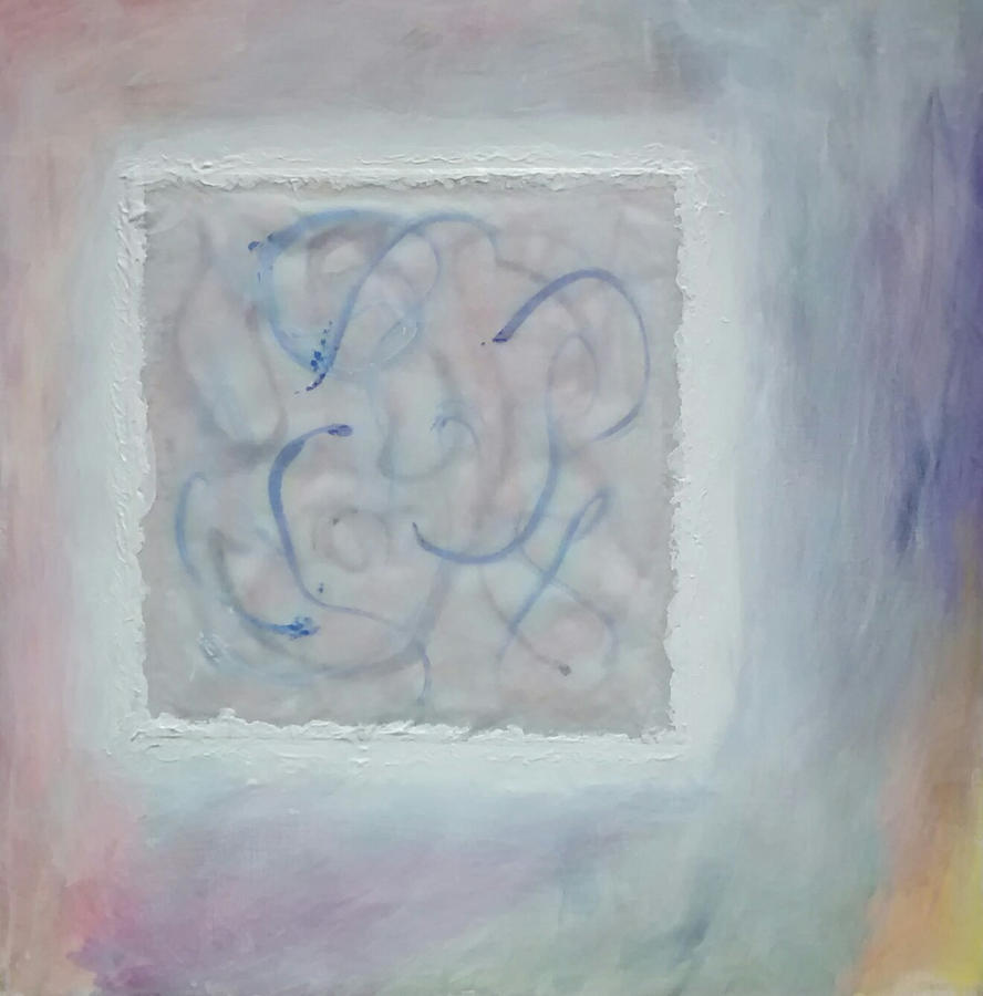 White Painting by MochaNess
