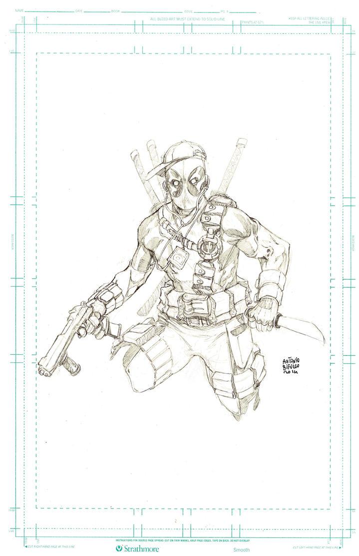 Deadpool nycc 2014 by fragcomics