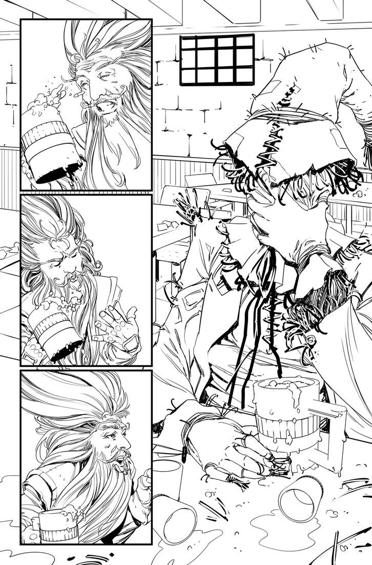 Oz RotWQ #5 pg 1 by fragcomics