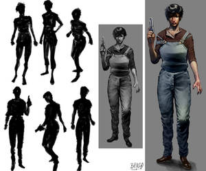 Mac character design