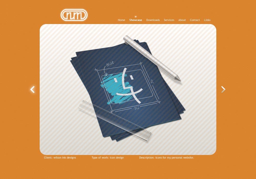 Portfolio Design 2 by wilsoninc