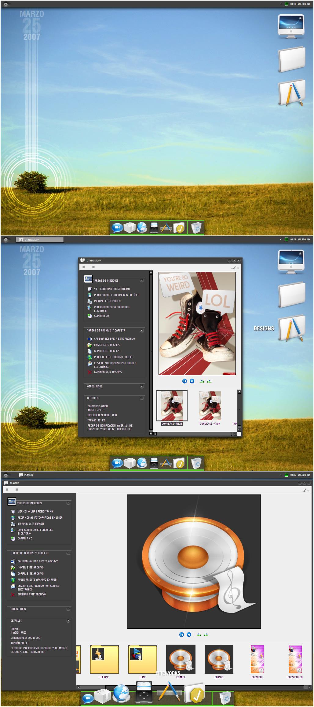 Desktop ss by wilsoninc