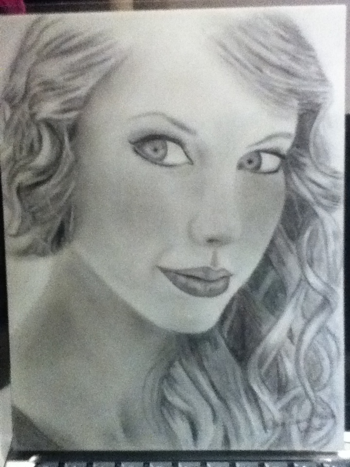 taylor swift red by Larry-the-cucumber