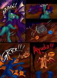 The beginning of the eternal flame [page 22] by Shamy-Crist