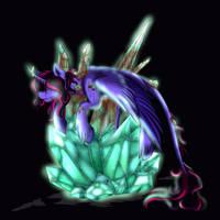Shamy [Crystal gore] SPEEDPAINT in the description