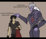 A little Galra Keith what-if