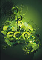 eco-environment by dronograph