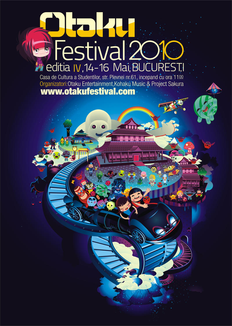 OTAKU festival by dronograph