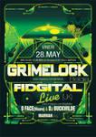 Poster design Grimelock