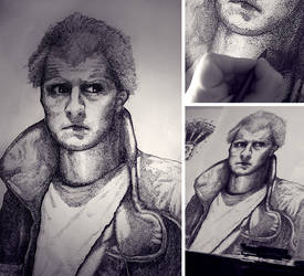 Roy Batty-Blade Runner