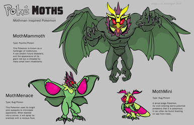 Poke-Moths