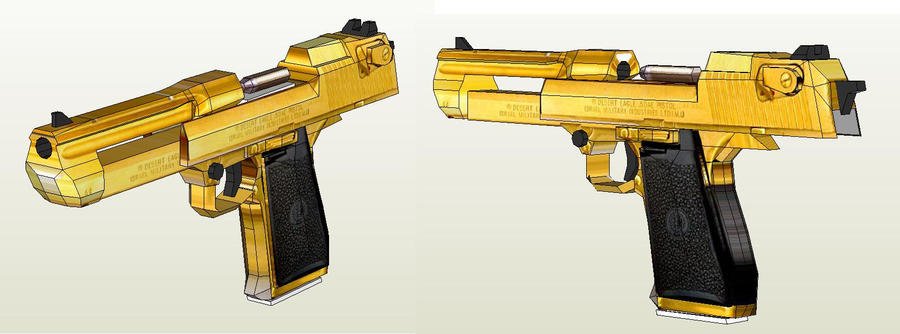 .45 IMI Desert Eagle by smilie5768