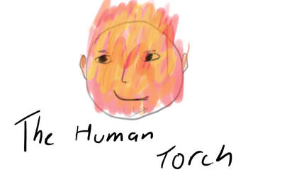 The Human Torch by BADinc