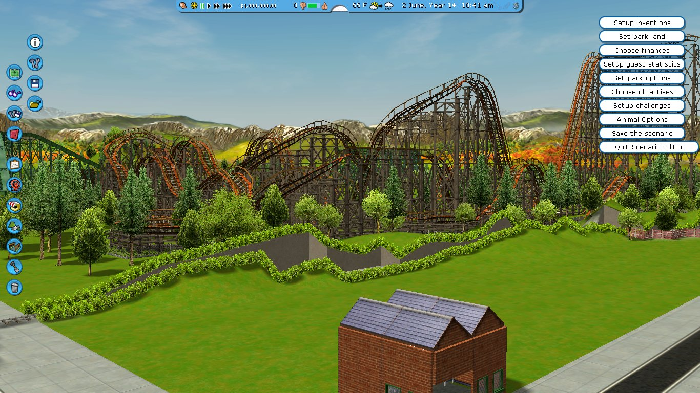 Silverstone Park - RCT3 (39) by BEAMER3K