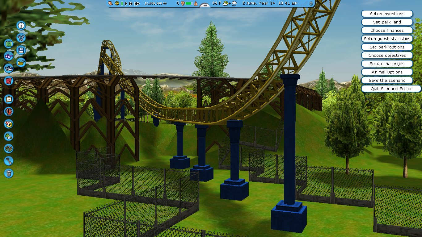 Silverstone Park - RCT3 (36) by BEAMER3K