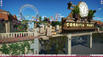 Corsica Park - Planet Coaster - 36